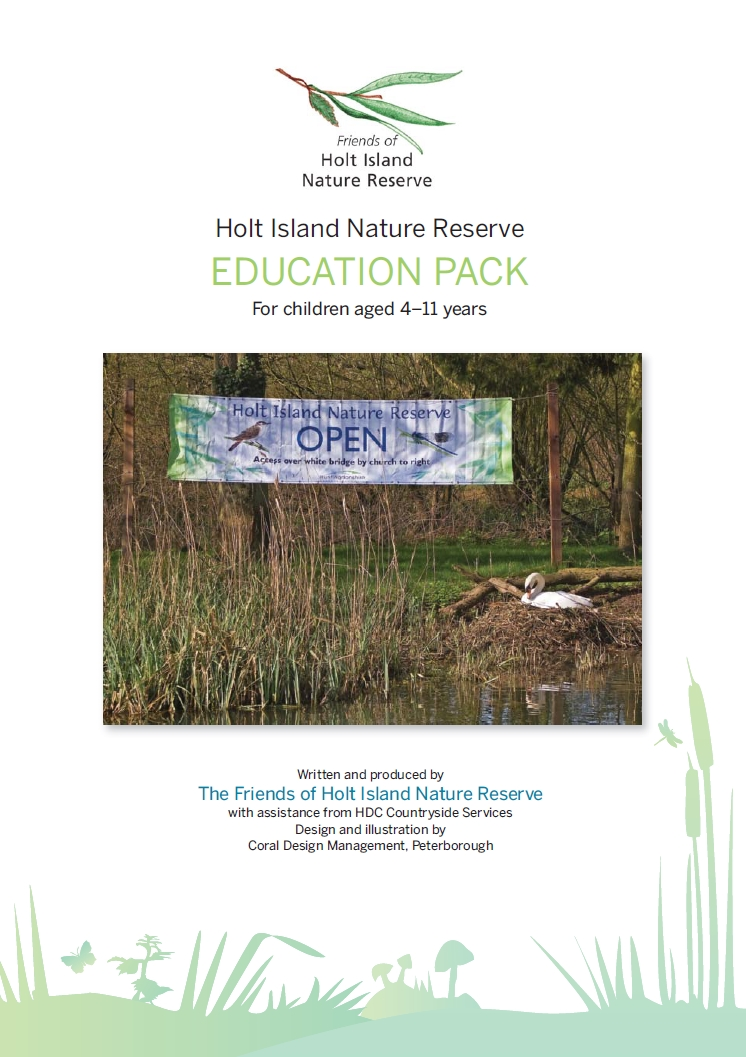 Holt Island Education Pack